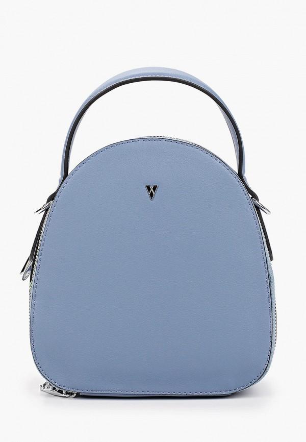 женский рюкзак ventoro, синий