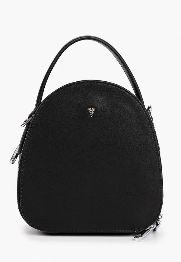 женский рюкзак ventoro, черный