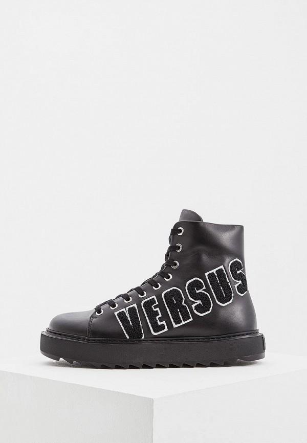 Кеды Versus Versace Versus Versace VE027AMBVAS3 цена