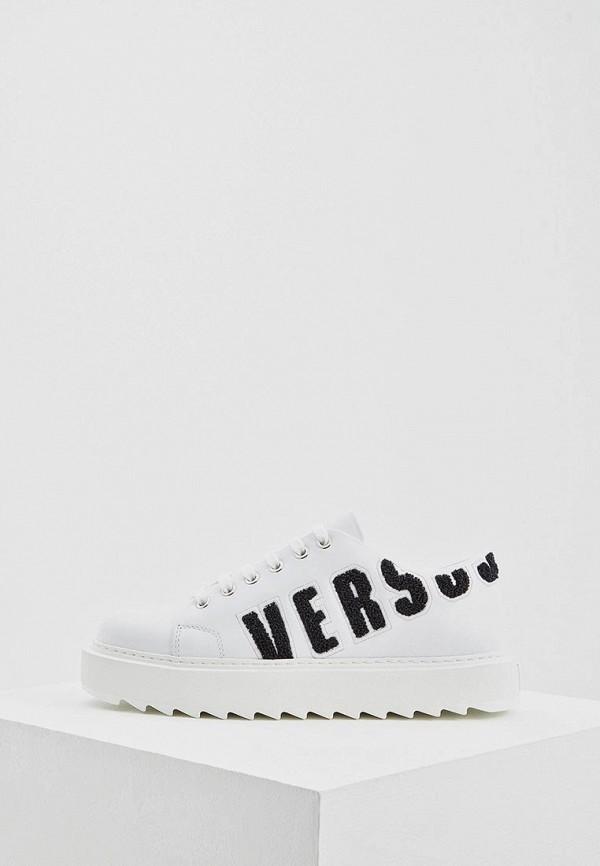 Кеды Versus Versace Versus Versace VE027AWBVAW7 сумка versus versace versus versace ve027bwzic63