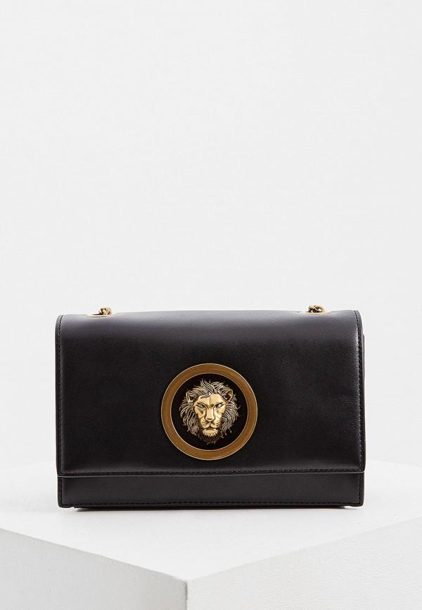 женская сумка versus versace, черная