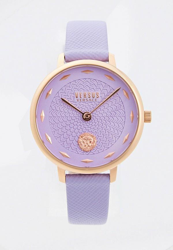 женские часы versus versace, фиолетовые