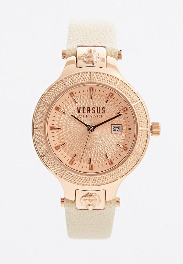 женские часы versus versace, бежевые