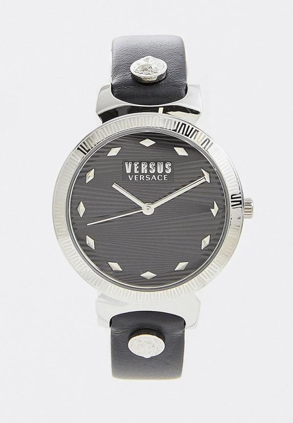 женские часы versus versace, черные