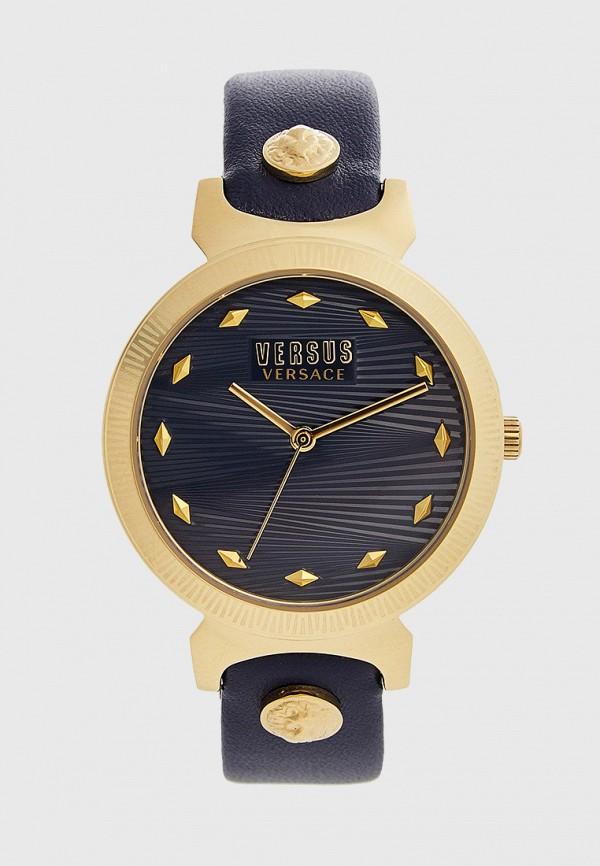 женские часы versus versace, синие