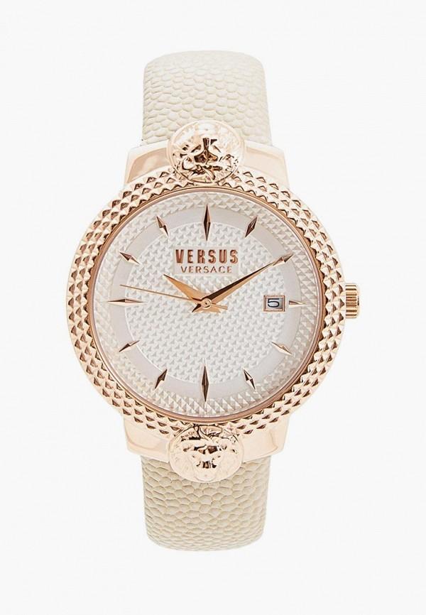 женские часы versus versace, розовые