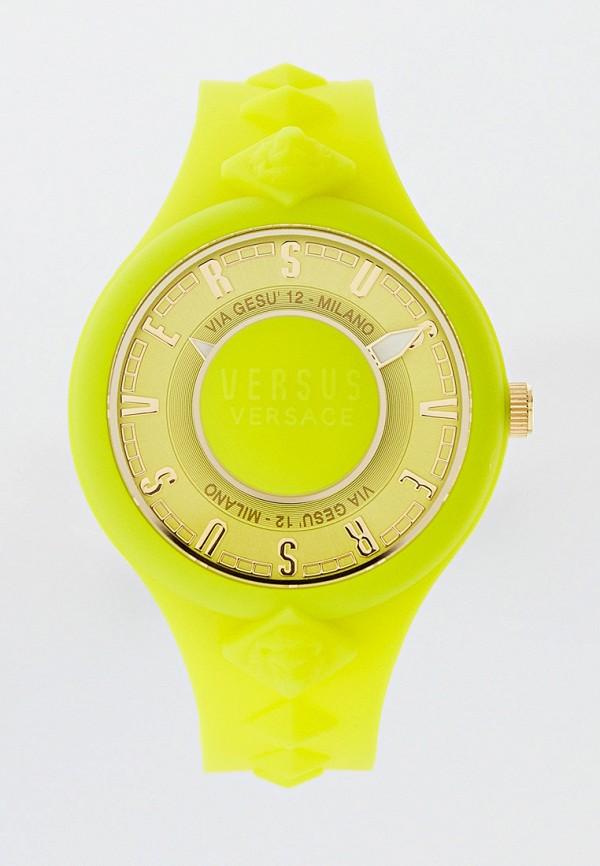 женские часы versus versace, желтые