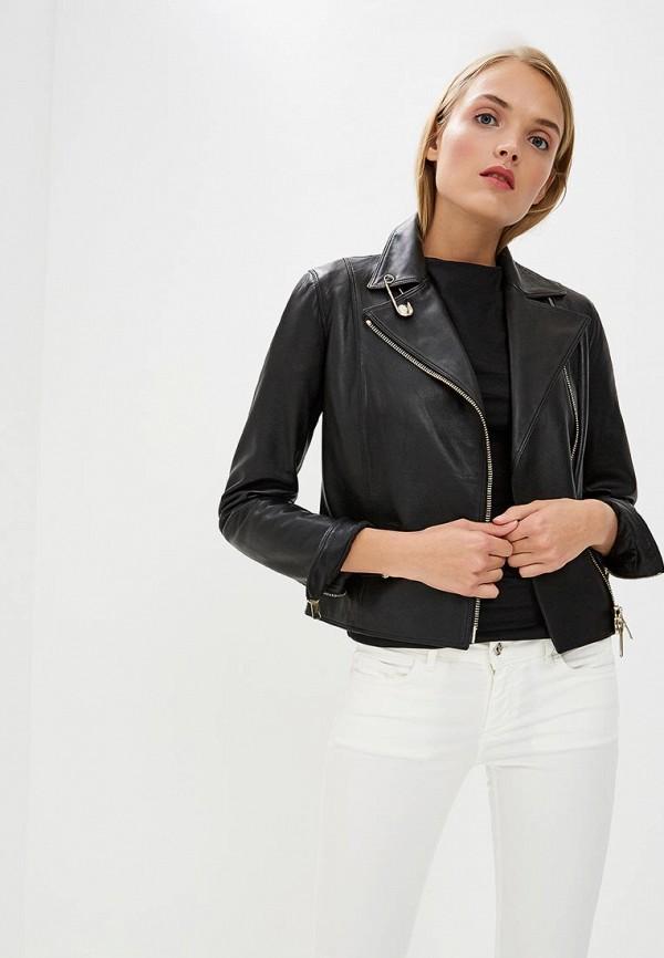 Куртка кожаная Versus Versace BD50462BP00155