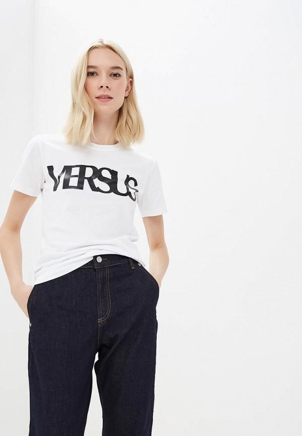 Футболка Versus Versace Versus Versace VE027EWBVAY0 футболка versus versace versus versace ve027embvau7