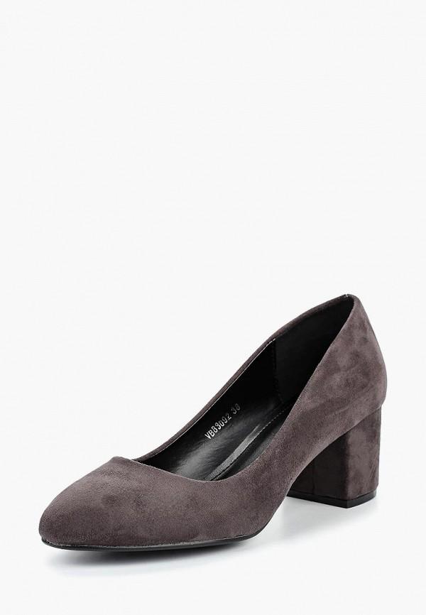 Купить Туфли Vera Blum, ve028awdadf2, серый, Осень-зима 2018/2019