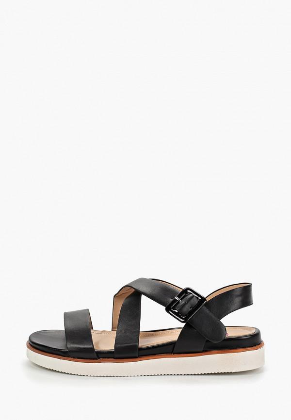 женские сандалии vera blum, черные