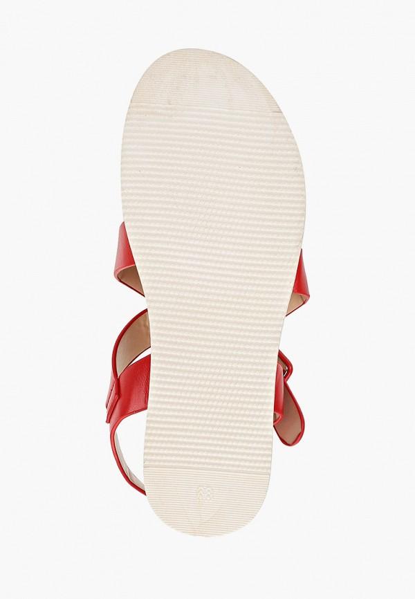 Фото 5 - женские сандали Vera Blum красного цвета