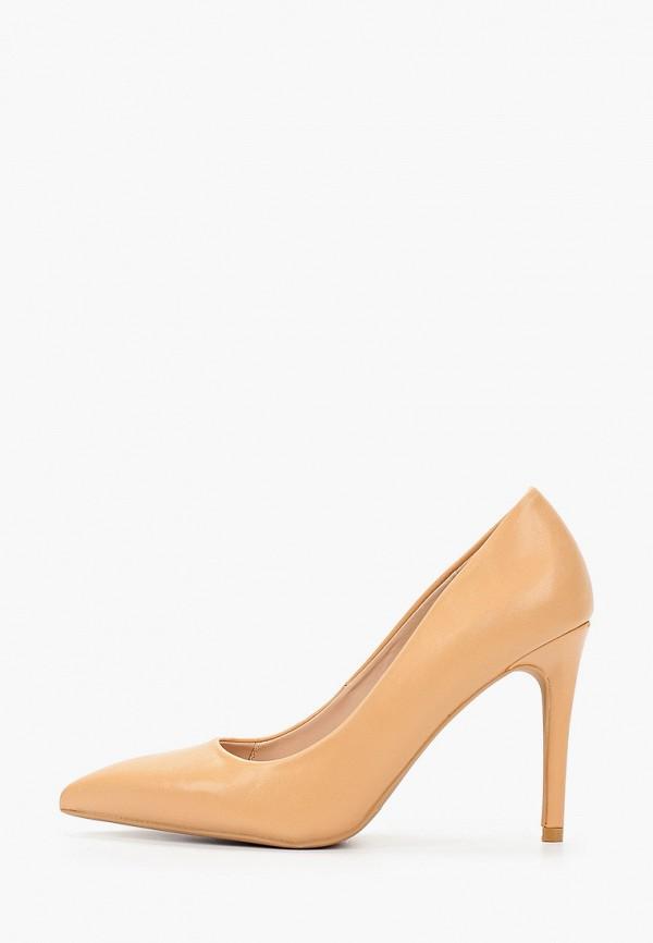 женские туфли vera blum, бежевые