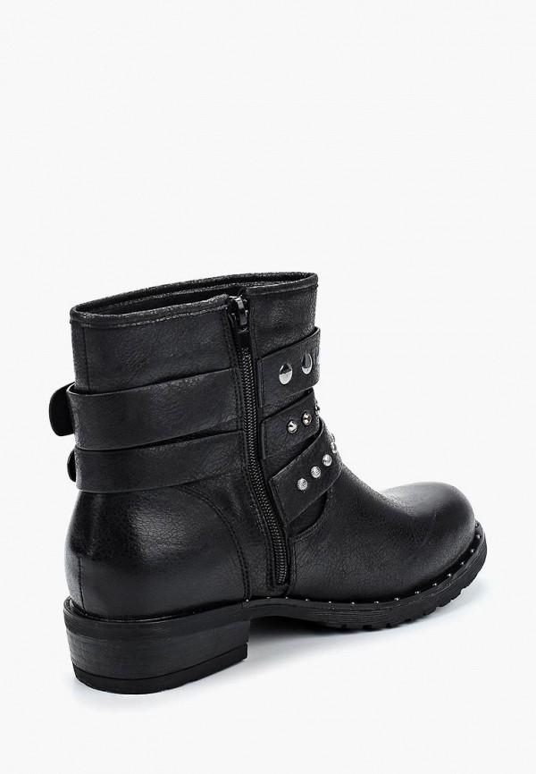Фото 11 - женские ботинки и полуботинки Vera Blum черного цвета