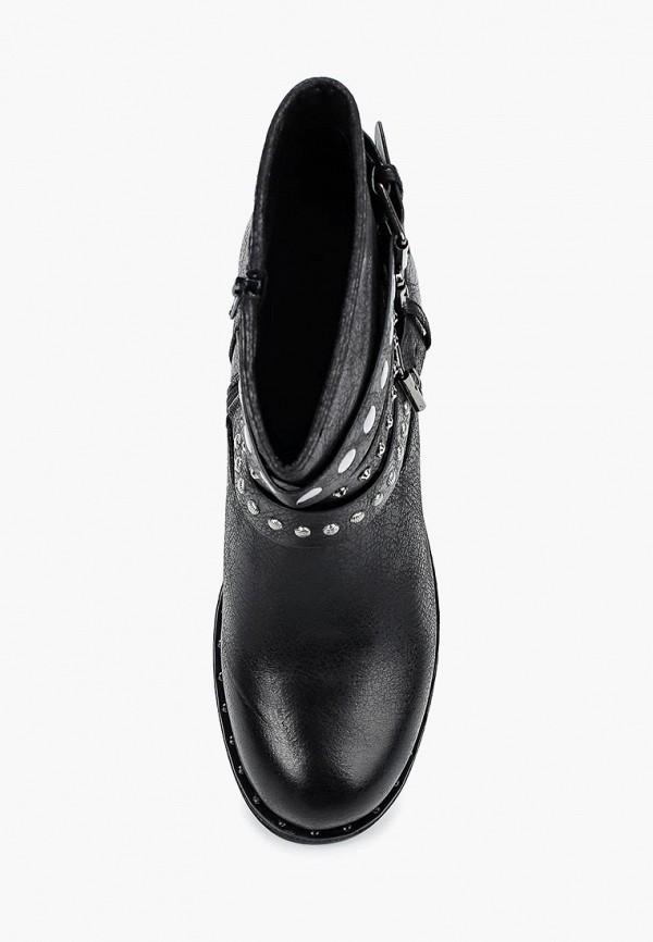 Фото 13 - женские ботинки и полуботинки Vera Blum черного цвета