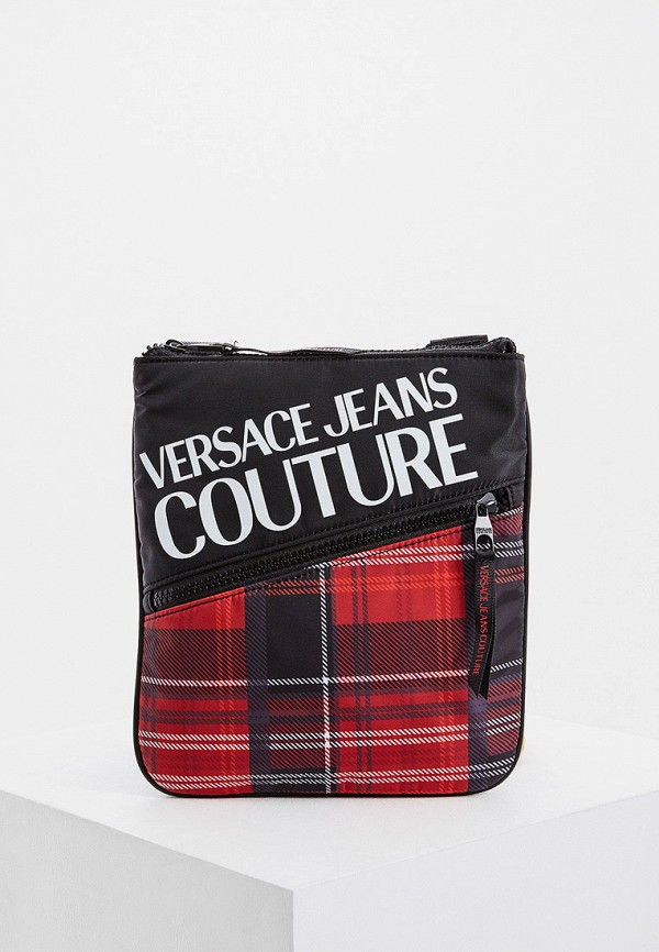 Сумка Versace Jeans Couture Versace Jeans Couture VE035BMGIYM4 сумка поясная versace jeans couture versace jeans couture ve035bwhysk3