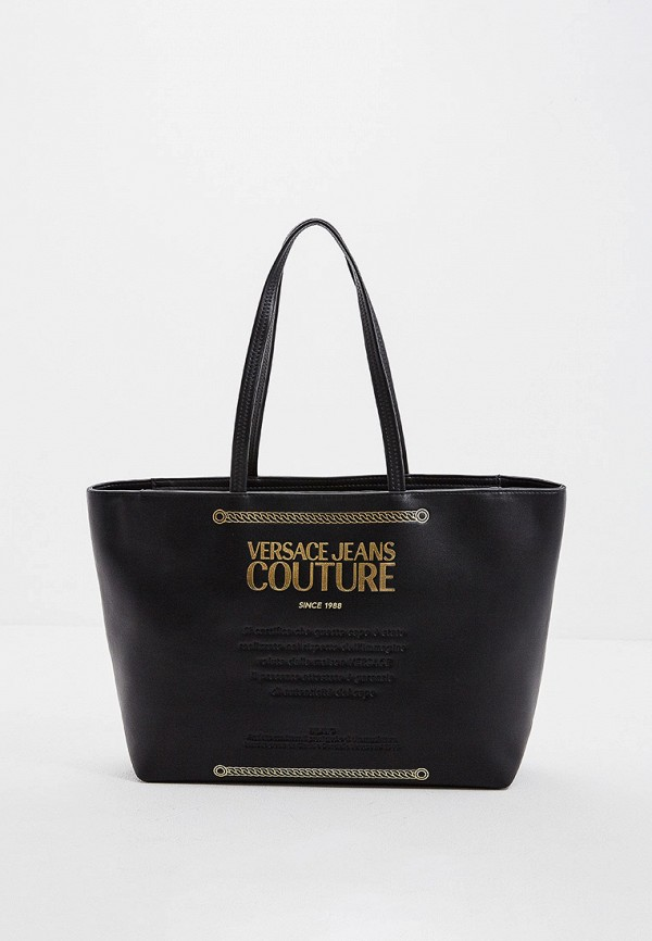 Сумка Versace Jeans Couture Versace Jeans Couture VE035BWGIYD8 сумка versace черный
