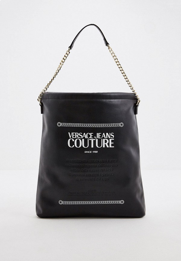 Сумка Versace Jeans Couture Versace Jeans Couture VE035BWGIYD9 сумка versace черный