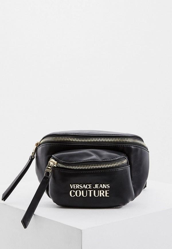 Сумка поясная Versace Jeans Couture Versace Jeans Couture VE035BWGIZI7 сумка versace черный