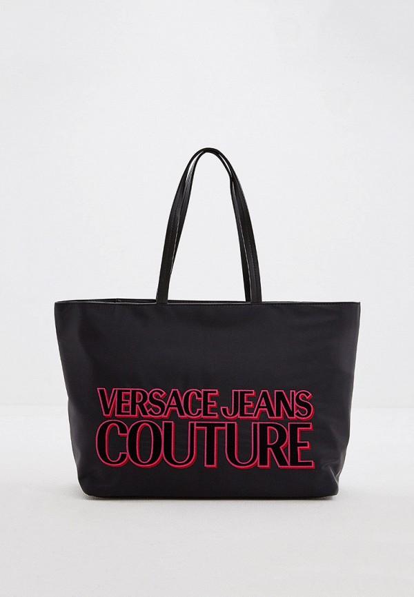 Сумка Versace Jeans Couture Versace Jeans Couture VE035BWGIZI8 юбка джинсовая versace jeans couture versace jeans couture ve035ewhytm4