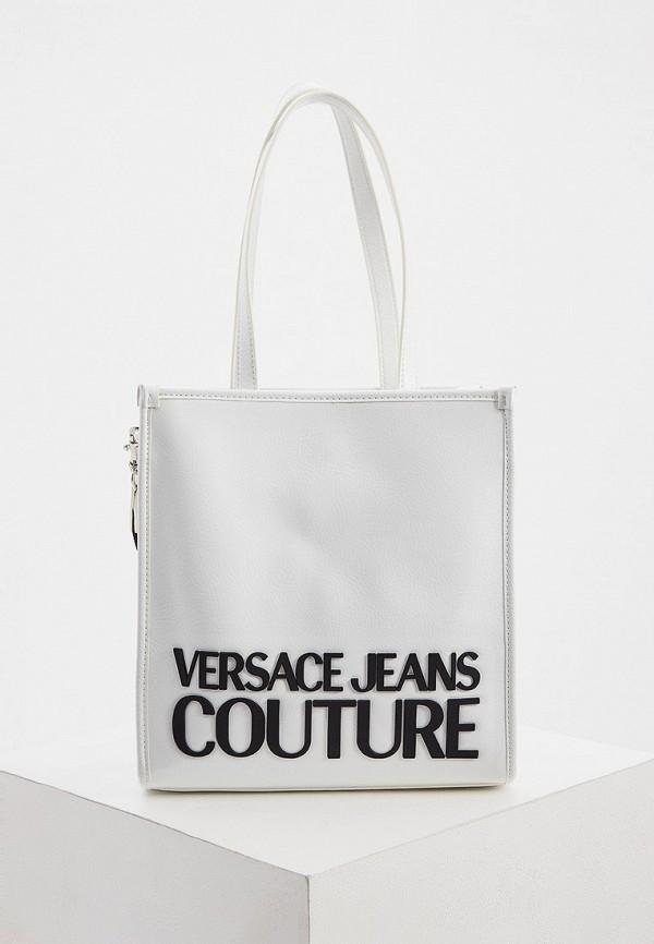 Сумка Versace Jeans Couture Versace Jeans Couture VE035BWHYSJ3 юбка джинсовая versace jeans couture versace jeans couture ve035ewhytm4