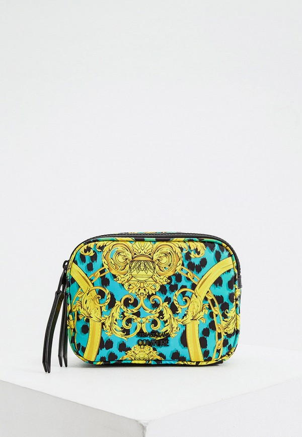 Сумка Versace Jeans Couture Versace Jeans Couture VE035BWHYSL1 сумка поясная versace jeans couture versace jeans couture ve035bwhysk3