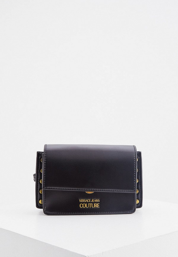 женский рюкзак versace, черный