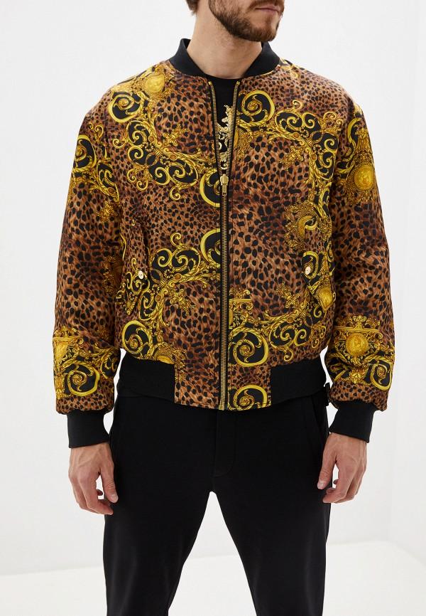 купить Куртка утепленная Versace Jeans Couture Versace Jeans Couture VE035EMGKFE6 дешево