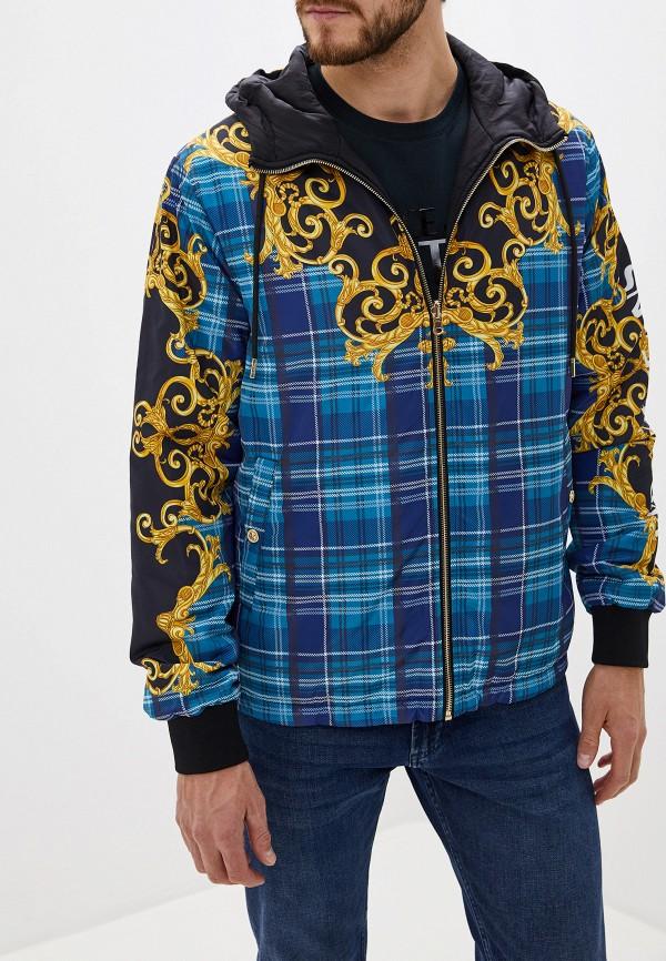 купить Куртка утепленная Versace Jeans Couture Versace Jeans Couture VE035EMGKFF0 дешево