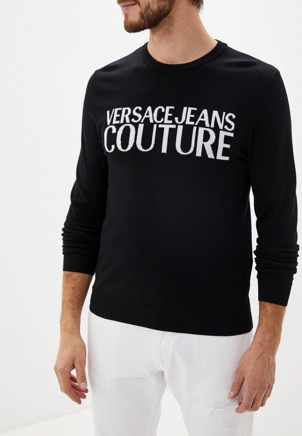 Джемпер Versace Jeans Couture Versace Jeans Couture VE035EMGKFG2 свитшот versace jeans couture versace jeans couture ve035emhysp8