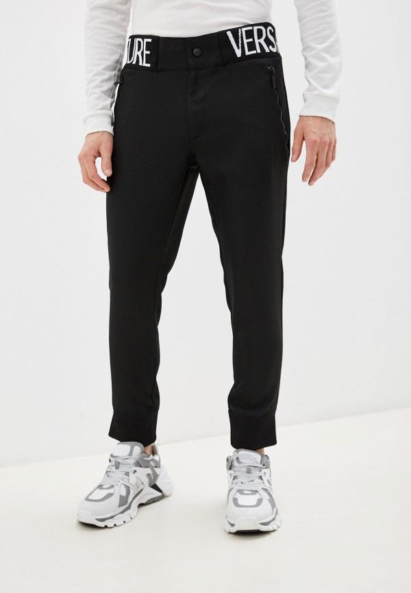 мужские спортивные брюки versace, черные