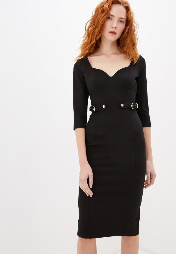 Платье Versace Jeans Couture Versace Jeans Couture VE035EWGIZM6 свитшот versace jeans couture versace jeans couture ve035emhysp8