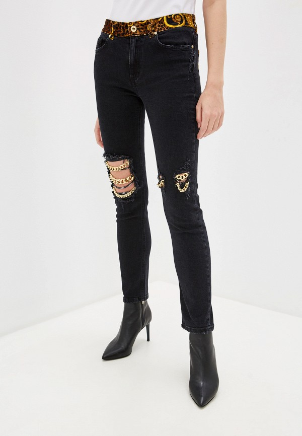 Джинсы Versace Jeans Couture Versace Jeans Couture VE035EWGUZY3 свитшот versace jeans couture versace jeans couture ve035emhysp8