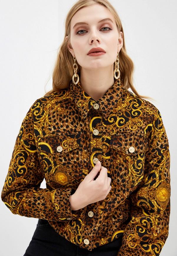 купить Куртка утепленная Versace Jeans Couture Versace Jeans Couture VE035EWGUZZ8 дешево