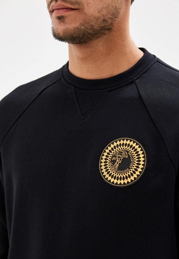 Фото 4 - Свитшот Versace Collection черного цвета