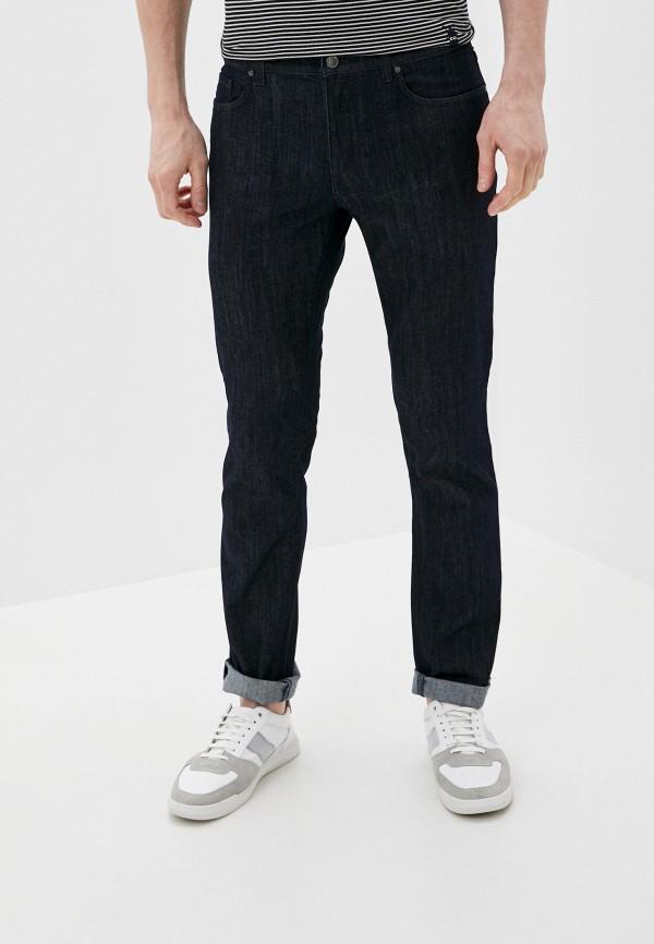 мужские прямые джинсы versace, синие