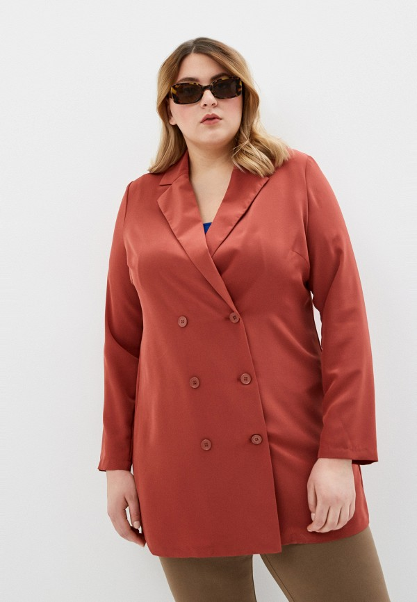 женский пиджак vero moda curve