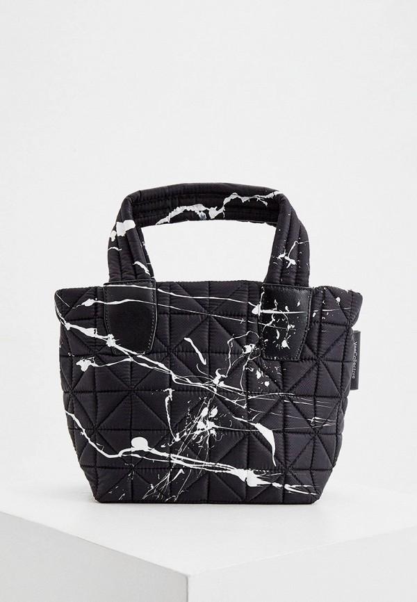женская сумка через плечо veecollective, черная