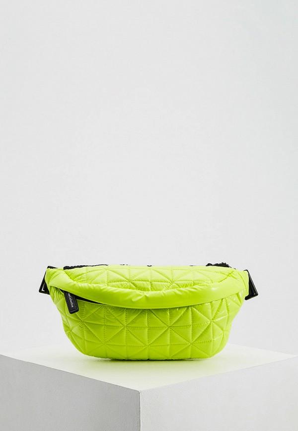 женская сумка veecollective, желтая