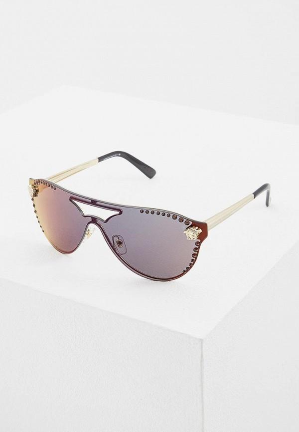 Очки солнцезащитные Versace Versace VE110DWATBJ1 очки солнцезащитные versace versace ve110dwely06