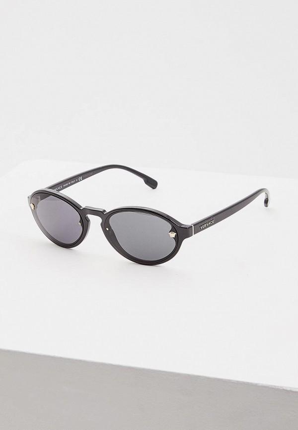 Очки солнцезащитные Versace Versace VE110DWBZPP6 очки солнцезащитные versace versace ve110dwiif53