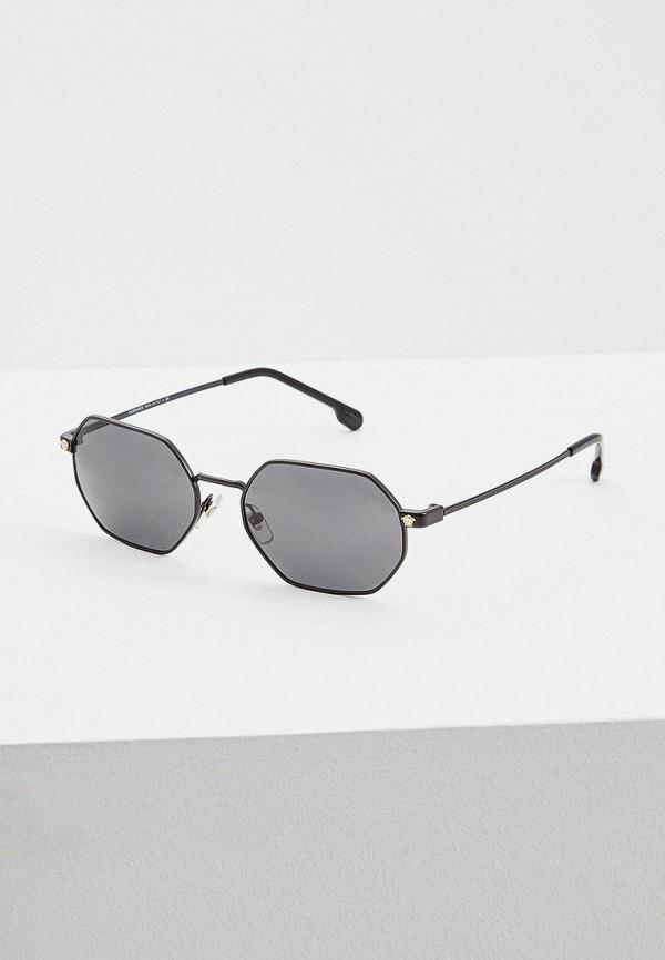 Очки солнцезащитные Versace Versace VE110DWBZPQ0 очки солнцезащитные versace versace ve110dwdbdt4