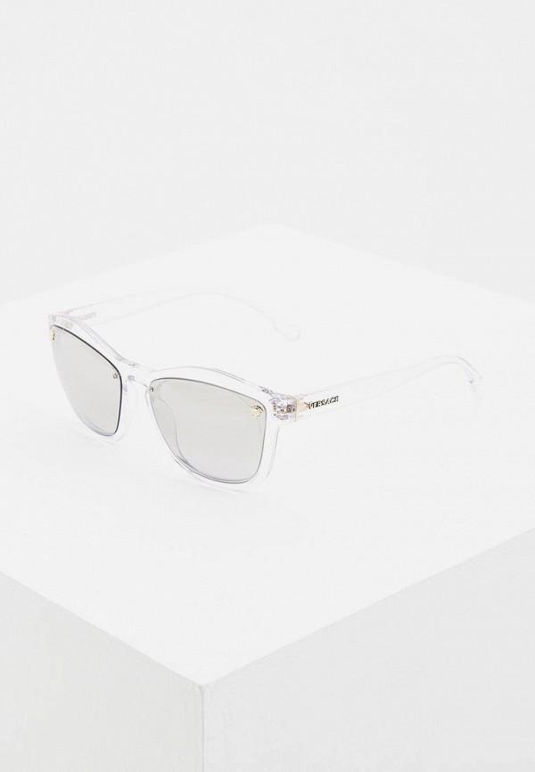 Очки солнцезащитные Versace Versace VE110DWBZPQ3 очки солнцезащитные versace versace ve110dwely06