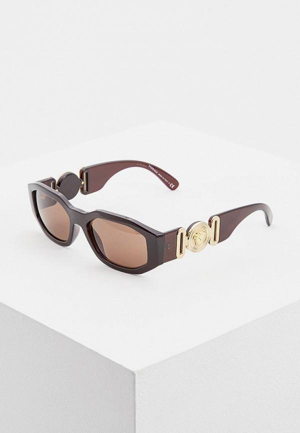 цены на Очки солнцезащитные Versace Versace VE110DWDBDS1  в интернет-магазинах