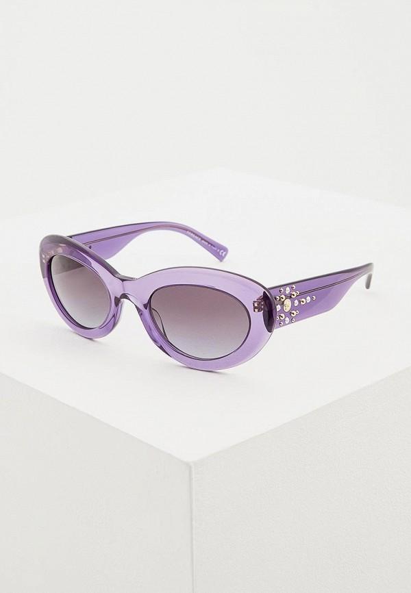 Очки солнцезащитные Versace Versace VE110DWDBDS6 солнцезащитные очки persol очки солнцезащитные