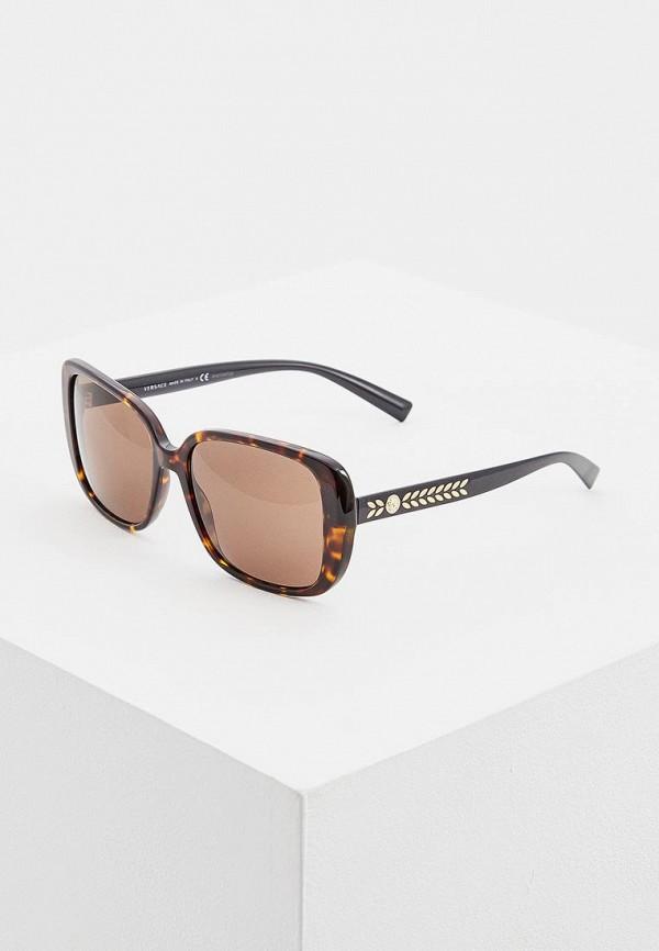 Очки солнцезащитные Versace Versace VE110DWDBDT0 очки солнцезащитные versace versace ve110dwely06