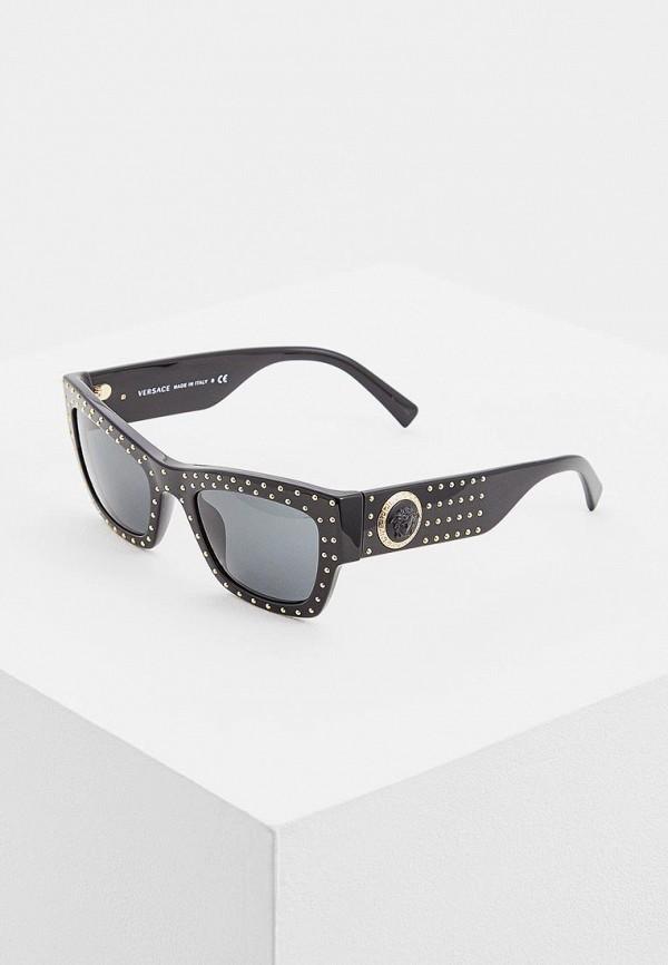 Очки солнцезащитные Versace Versace VE110DWDBDT7 цена