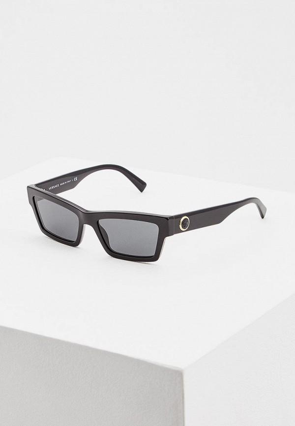 Фото - Очки солнцезащитные Versace Versace VE110DWDBDU3 3d очки