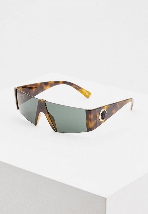 Очки солнцезащитные Versace Versace VE110DWDBDV0 брюки versace 19 69 цвет коричневый