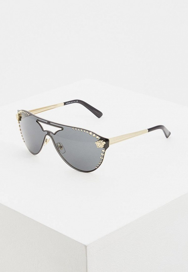 Очки солнцезащитные Versace Versace VE110DWDRYL9 versace home серый